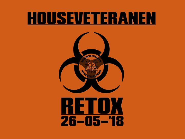 HouseVeteranen 2018 zomer retox